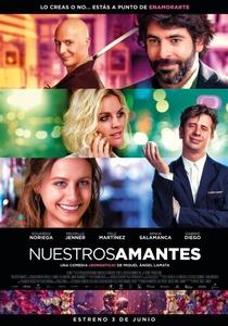 Nossos Amantes - Poster / Capa / Cartaz - Oficial 1