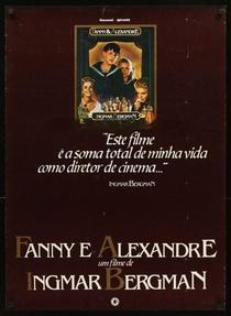 Fanny e Alexander - Poster / Capa / Cartaz - Oficial 14