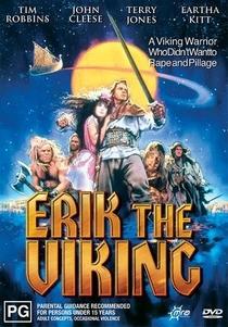 As Aventuras de Erik, o Viking - Poster / Capa / Cartaz - Oficial 1