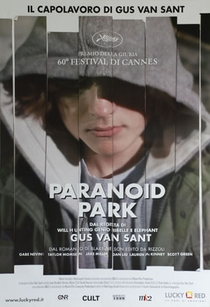 Paranoid Park - Poster / Capa / Cartaz - Oficial 3