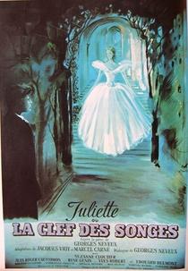 Juliette ou La clef des songes - Poster / Capa / Cartaz - Oficial 2
