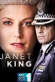Janet King (1ª Temporada) - Poster / Capa / Cartaz - Oficial 1