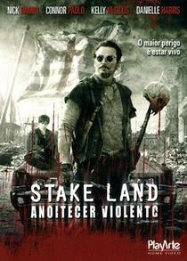 Stake Land - Anoitecer Violento - Poster / Capa / Cartaz - Oficial 5