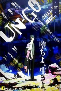 UN-GO - Poster / Capa / Cartaz - Oficial 10