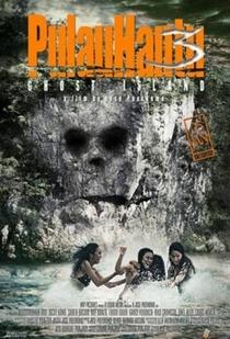 Ghost Island 3 - Poster / Capa / Cartaz - Oficial 1