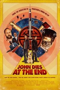 John Morre no Final - Poster / Capa / Cartaz - Oficial 2