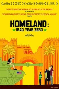 Terra Natal - Iraque Ano Zero - Poster / Capa / Cartaz - Oficial 2