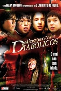 Delinquentes e Diabólicos - Poster / Capa / Cartaz - Oficial 2