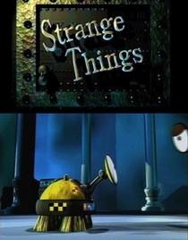 Desenhos Incríveis - Strange Things - Poster / Capa / Cartaz - Oficial 1
