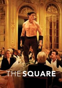The Square - A Arte da Discórdia - Poster / Capa / Cartaz - Oficial 1