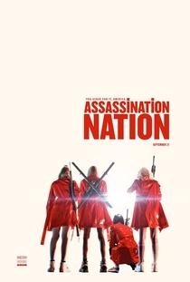 Assassination Nation - Poster / Capa / Cartaz - Oficial 2