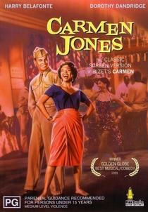 Carmen Jones - Poster / Capa / Cartaz - Oficial 2