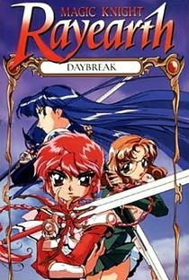 Guerreiras Mágicas de Rayearth (1ª Temporada) - Poster / Capa / Cartaz - Oficial 8