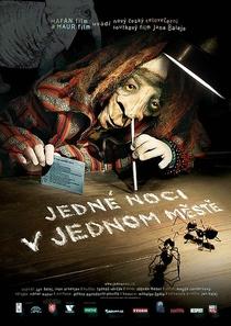 Uma Noite na Cidade - Poster / Capa / Cartaz - Oficial 1