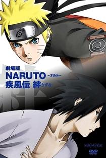 Naruto Shippuden 2: Vínculos - Poster / Capa / Cartaz - Oficial 1