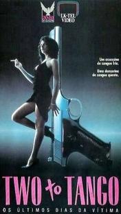 Os Últimos Dias da Vítima - Poster / Capa / Cartaz - Oficial 1