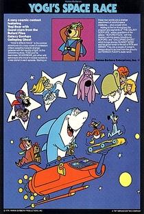 A Corrida Espacial do Zé Colméia - Poster / Capa / Cartaz - Oficial 2