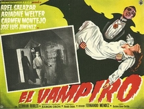 El Vampiro - Poster / Capa / Cartaz - Oficial 2