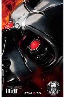O Exterminador do Futuro: Gênesis - Poster / Capa / Cartaz - Oficial 23
