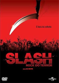 Slash - Rock do Terror - Poster / Capa / Cartaz - Oficial 2