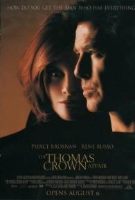 Thomas Crown - A Arte do Crime - Poster / Capa / Cartaz - Oficial 1