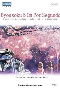Cinco Centímetros por Segundo - Poster / Capa / Cartaz - Oficial 6