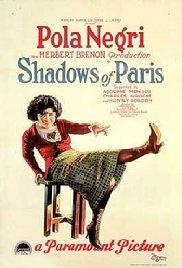Sombras de Paris - Poster / Capa / Cartaz - Oficial 1