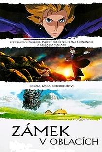 O Castelo Animado - Poster / Capa / Cartaz - Oficial 54