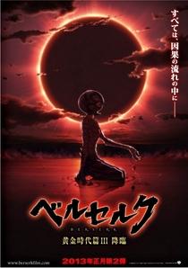 Berserk: Era de Ouro Ato III: A Queda - Poster / Capa / Cartaz - Oficial 2