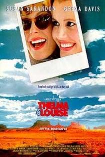 Thelma & Louise - Poster / Capa / Cartaz - Oficial 1