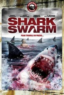 Ataque de Tubarões - Poster / Capa / Cartaz - Oficial 1