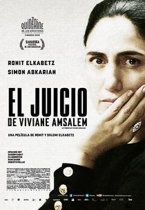 O Julgamento de Viviane Amsalem - Poster / Capa / Cartaz - Oficial 1