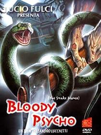 Bloody Psycho - Poster / Capa / Cartaz - Oficial 2