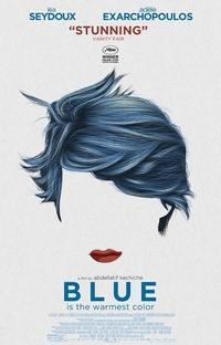 Azul é a Cor Mais Quente - Poster / Capa / Cartaz - Oficial 1