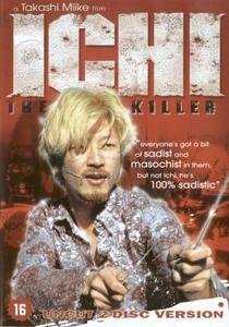 Ichi - O Assassino - Poster / Capa / Cartaz - Oficial 5