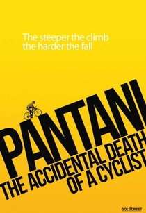 Pantani: The Accidental Death of a Cyclist - Poster / Capa / Cartaz - Oficial 2