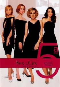 Sex and the City (5ª Temporada) - Poster / Capa / Cartaz - Oficial 1