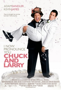 Eu os Declaro Marido e... Larry - Poster / Capa / Cartaz - Oficial 1