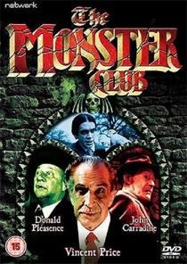O Clube dos Monstros - Poster / Capa / Cartaz - Oficial 2