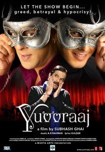 Yuvvraaj - Poster / Capa / Cartaz - Oficial 3
