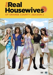 The real housewives of OC - Segunda temporada - Poster / Capa / Cartaz - Oficial 1