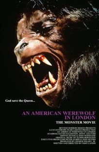 Um Lobisomem Americano em Londres - Poster / Capa / Cartaz - Oficial 20