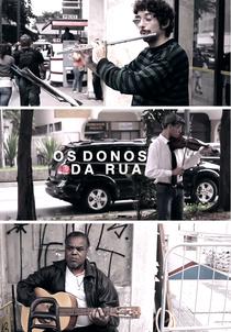 Os Donos da Rua - Poster / Capa / Cartaz - Oficial 1