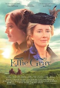 Effie Gray: Uma Paixão Reprimida - Poster / Capa / Cartaz - Oficial 2