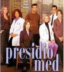 Centro Médico (1ª Temporada) - Poster / Capa / Cartaz - Oficial 1