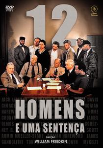 12 Homens e Uma Sentença - Poster / Capa / Cartaz - Oficial 4