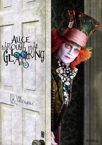 Alice Através do Espelho - Poster / Capa / Cartaz - Oficial 26