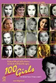100 Garotas - Poster / Capa / Cartaz - Oficial 3