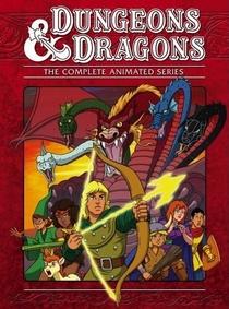 Caverna do Dragão (1ª Temporada) - Poster / Capa / Cartaz - Oficial 1