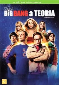 Big Bang: A Teoria (7ª Temporada) - Poster / Capa / Cartaz - Oficial 6